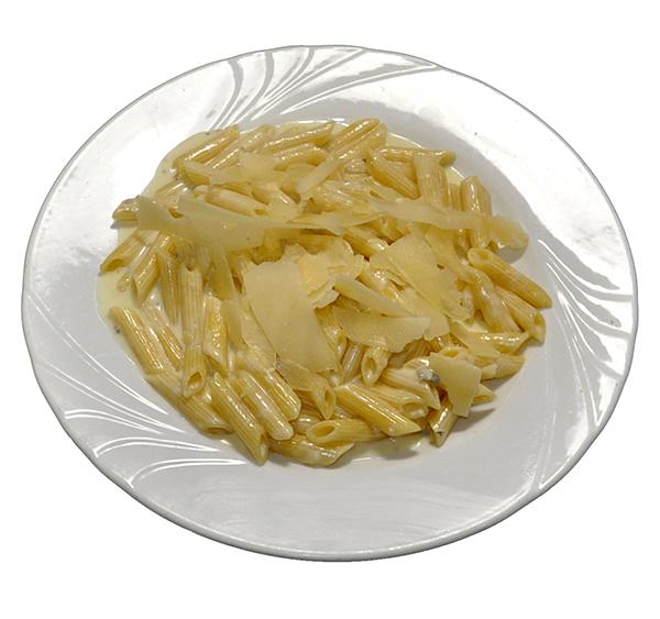 Pennete ai Quattro formaggi