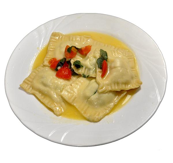 Ravioli Butter Salbei