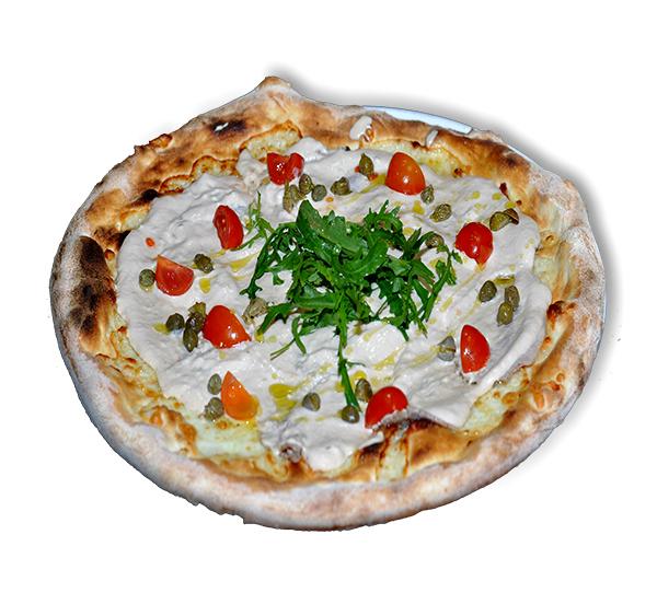 Pizza Vitello Tonnato